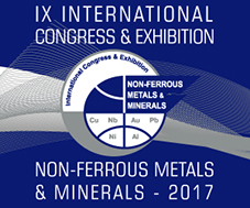 Events Logo Non-ferrous metals   minerals Kraz 2017-FIVES